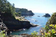 Seascape photo by Shawn P. Becker